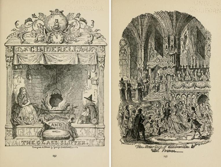 Cruikshank fairy book 1911