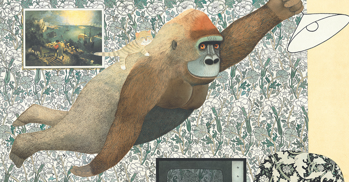 Bella e il Gorilla, Anthony Browne - 2019, Camelozampa