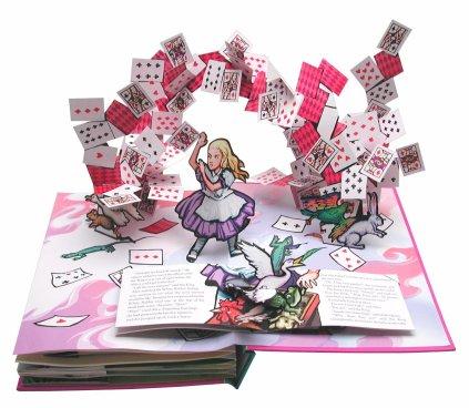 Alice in Wonderland, Robert Sabuda