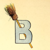 """""""B"""" di Bandella - l'ABC del libro"""