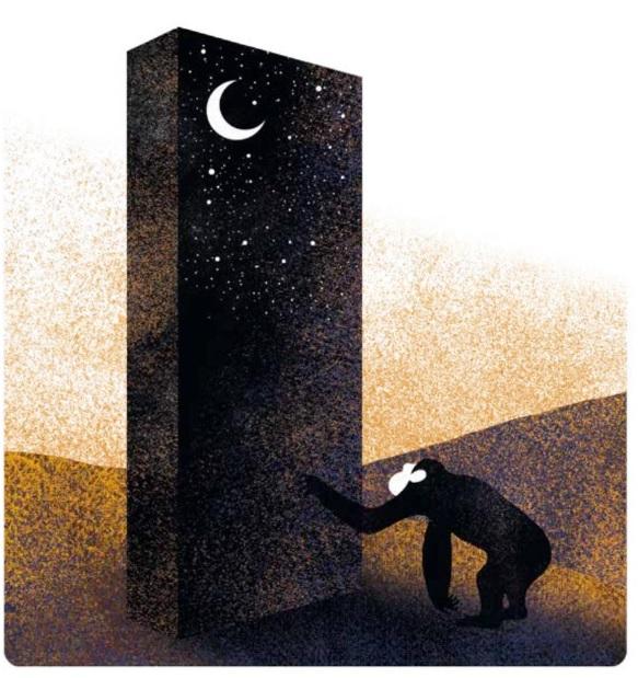 Voglio la Luna, di Umberto Guidoni e Andrea Valente, ill. di Susy Zanella - 2019, Editoriale scienza