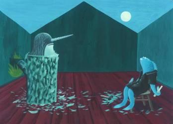 Le avventure di Pinocchio, Carlo Collodi, Illustrazioni Luca Caimmi - 2018, Orecchio acerbo