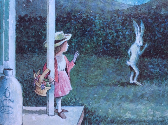 MR. RABBIT and the LOVELY PRESENT, di Charlotte Zolotow, Maurice Sendak - HarperCollins Publishers, New York, 1962