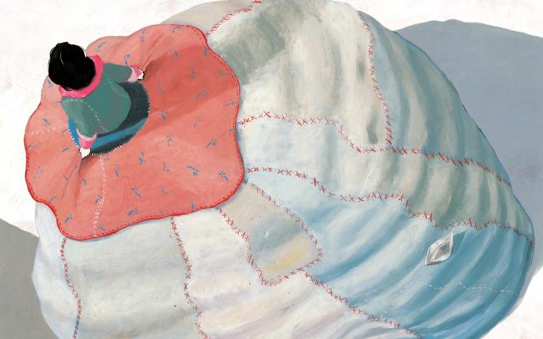 Clarice era una reina, di e illustrato da José Rosero - Loguez Edicione