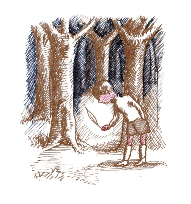 Il bambino tutto solo, di Roland Topor - 2019 Vanvere edizioni