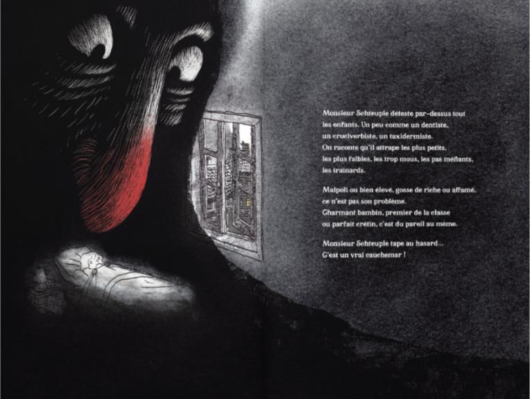 L'Abominable Monsieur Schteuple, di Grégoire Kogjan e Hippolyte - 2019 L'atelier du poisson soluble