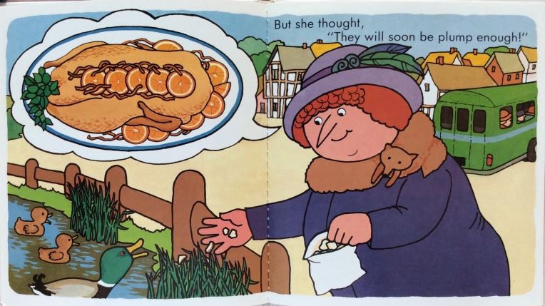 The Lady Who loved Animals, di e illustrato da Pam Adams - 1990, Child's Play (International) Ltd., Londra, UK