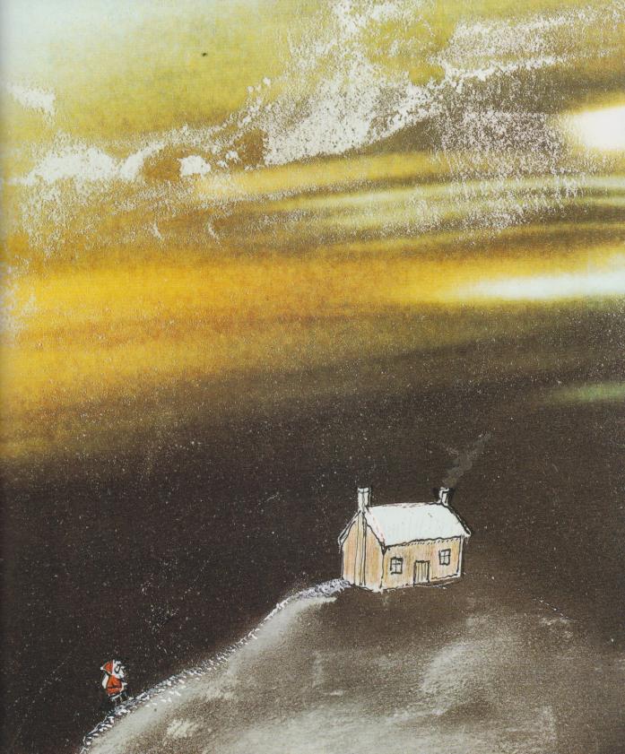 L'ultimo regalo di Natale, di John Burningham - 2019, Mondadori