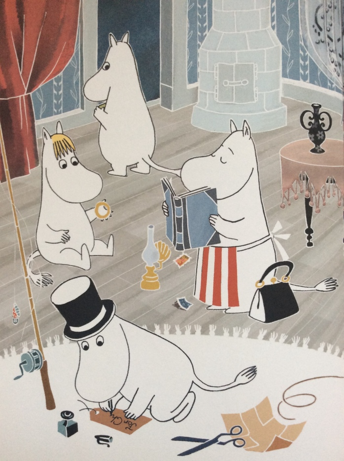 Christmas Comes to Moominvalley