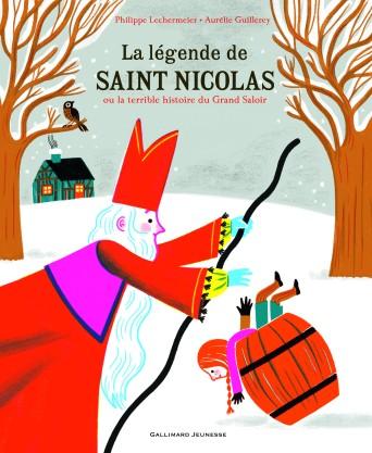 La Légende de Saint Nicolas, di Robert Giraud e Julia Wauters