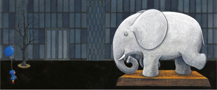 La pietra blu, di Jimmy Liao - 2019 Camelozampa