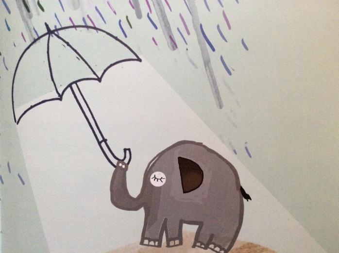 Kilobo l'elefante sporco, di Daphne Bloumidis e Anna Georgiadou
