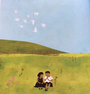 Als wir allein waren, David A. Robertson, Julie Flett - Little Tiger Verlag, Gifkendorf, 2020