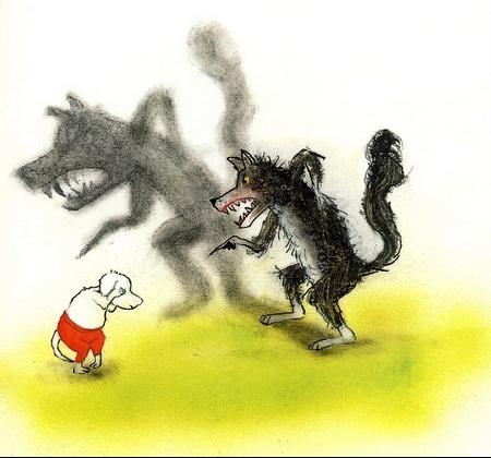 Cane, lupo e cucciolo, di Sylvia Vanden Heede, M. Tolman – 2020 Beisler editore